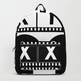 XXXS KINO HEAD FILMSTRIP Backpack