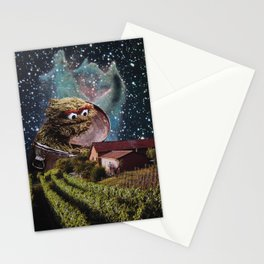 Grouch Stationery Cards