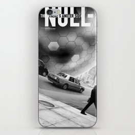 The NULL iPhone Skin