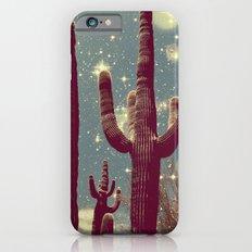 Space Cactus iPhone 6s Slim Case
