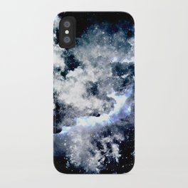 Frozen Galaxy iPhone Case