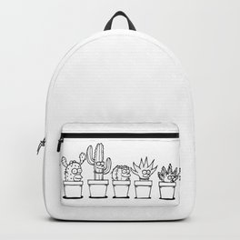 The Succulents Backpack