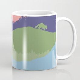 Vancouver Landscape Coffee Mug