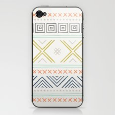 Into the West - in Mixed Earthtones iPhone & iPod Skin