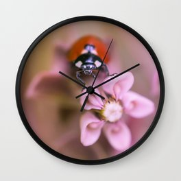 Portrait of a Lady Wall Clock
