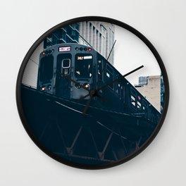CTA Wall Clock