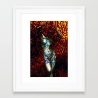 into the wild Framed Art Prints featuring Wild by Stephen Linhart