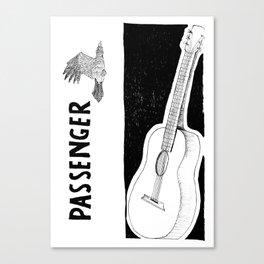 passengers Canvas Print