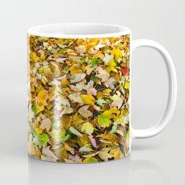 Crunchy Autumn hues Coffee Mug