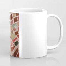Razzle Red Mosaic Mug