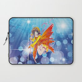 Sakura Kinomoto (Fish Dress) Laptop Sleeve