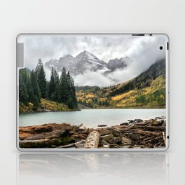Maroon Bells - Colorado Laptop & iPad Skin