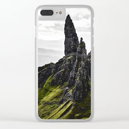 Old Man Of Storr - Isle Of Skye - Scotland Clear iPhone Case