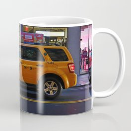 Traffic Cab Coffee Mug