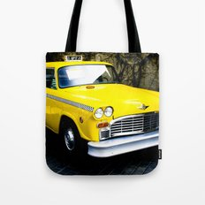 Yellow Cab (1) Tote Bag