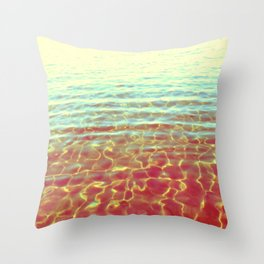 expired film Throw Pillow