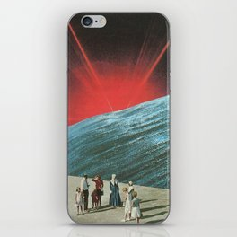 Ho-Hum Phenomena iPhone Skin