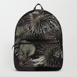 Spiky Flowers ! Backpack