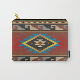 Southwest Vintage Wine Carry-All Pouch