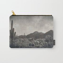 McDowell Mountains, Arizona Carry-All Pouch