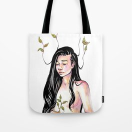 But That's How We Grow Tote Bag