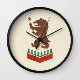 California Sigil Wall Clock