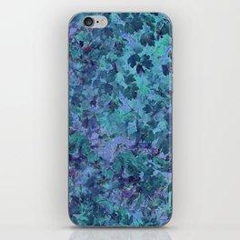 Water Leaves iPhone Skin