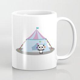 Panda in Circus juggling Coffee Mug