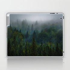 I dream in evergreen Laptop & iPad Skin