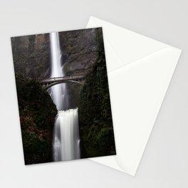 Multnomah Falls Stationery Cards