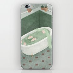 Bathtime iPhone Skin