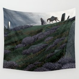 The Wayfarer Wall Tapestry