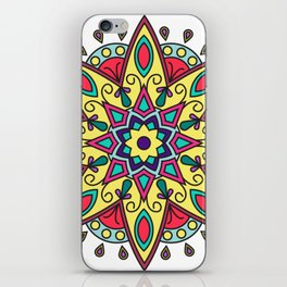 Trust Mandala iPhone Skin