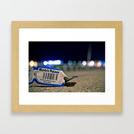 The Electric Palace Framed Art Print