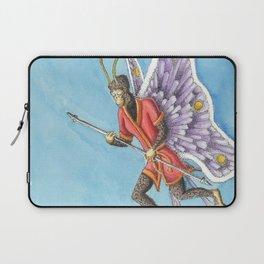 Butterfly King Laptop Sleeve