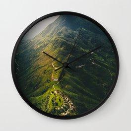 Northern Vietnam, Sapa Wall Clock