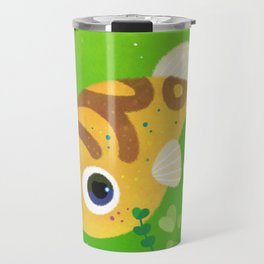 Dwarf puffer Travel Mug