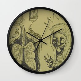 Price of Glamour (2011) Wall Clock