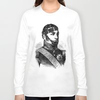 bdsm Long Sleeve T-shirts featuring BDSM XXII by DIVIDUS