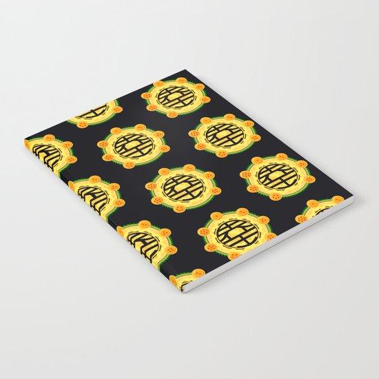 Goku's Kanji Notebook