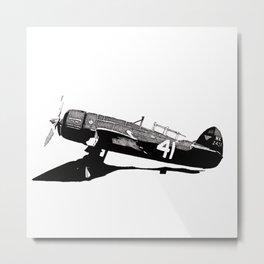 Hawk's Miller HM-1 ''Time Flies'' Metal Print