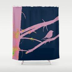 High seat Shower Curtain