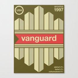 vanguard single hop Canvas Print
