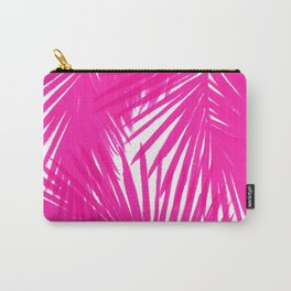 Palms Fuchsia Carry-All Pouch