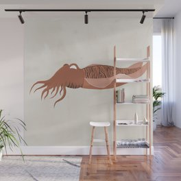 Cuttlefish Wall Mural