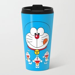 Dora Flaying Together  Travel Mug