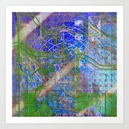 Fantasyland Version 0.9.3 Art Print