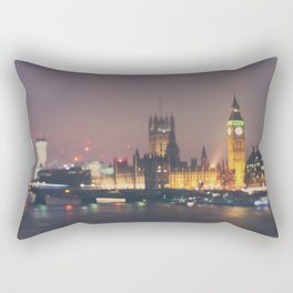 down by the thames ... Rectangular Pillow