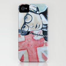 UNION JACK iPhone (4, 4s) Slim Case