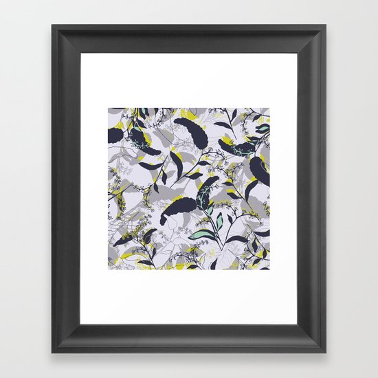 Spring fell II Framed Art Print